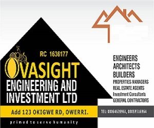 Ovasight Engineering And Investment Limited