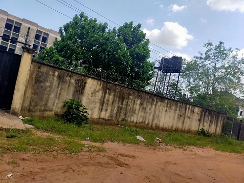 2000Sqm of empty plot at housing Area C new Owerri Imo State for sale