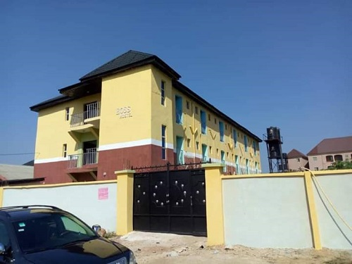 Property for Sale - Houses and Land for Sale - Buy Property in Nigeria - 36-rooms hostel behind Ihiagwa Magistrate Court, beside Hotel De Ploxy, Owerri for sale