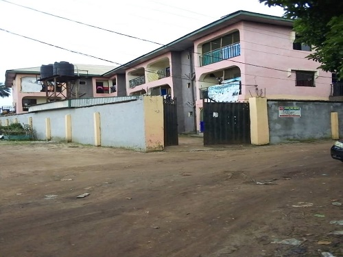 50 rooms selfcon Amazing Grace hostel  at futo Ezi obodo Owerri West Imo State for sale