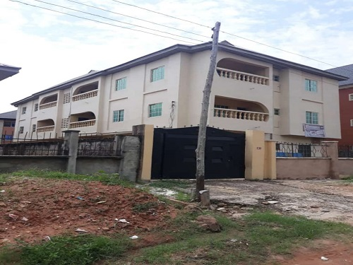 Property for Sale - Houses and Land for Sale - Buy Property in Nigeria - 6 flats of 3 bedroom at spibat Owerri, Imo state for sale