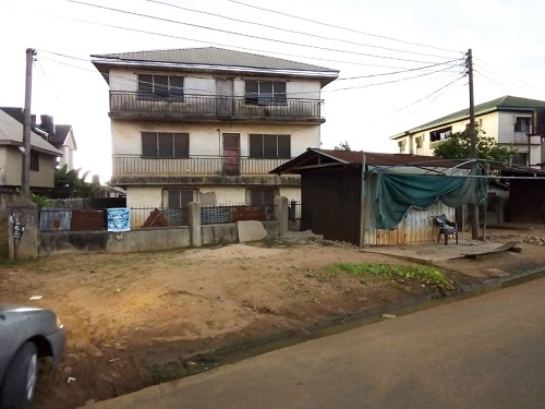 6 flats of 3 bedroom close to vilapharm at Amakohia Owerri Imo State for sale
