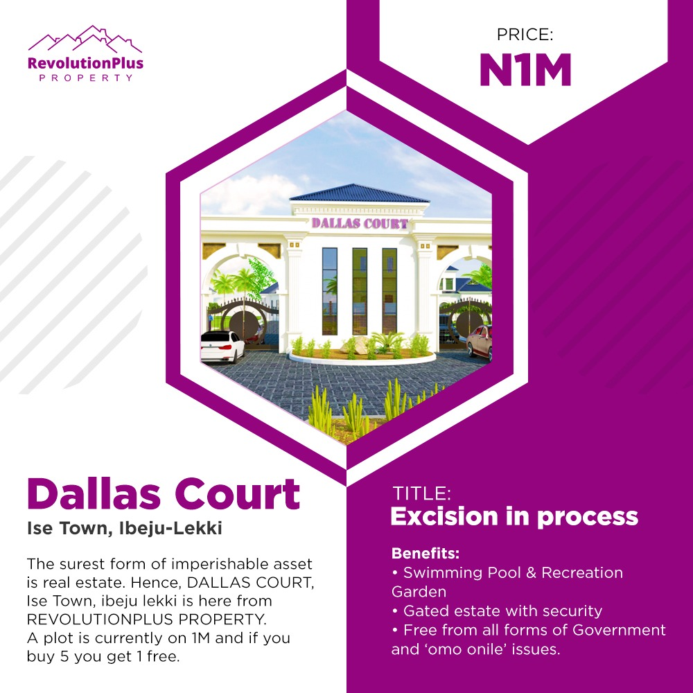Property, land, houses for sale, Lease and Rent in Nigeria - DALLAS COURT