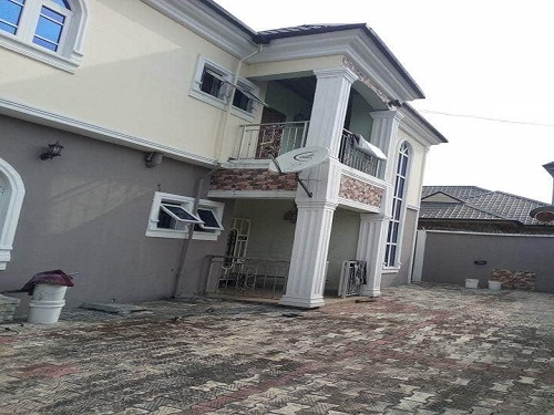 Property, land, houses for sale, Lease and Rent in Nigeria - Newly Built 2units of 2bedroom with new morden facilities and good access Rd interlocked compound at off Ada George Port Harcourt for sale